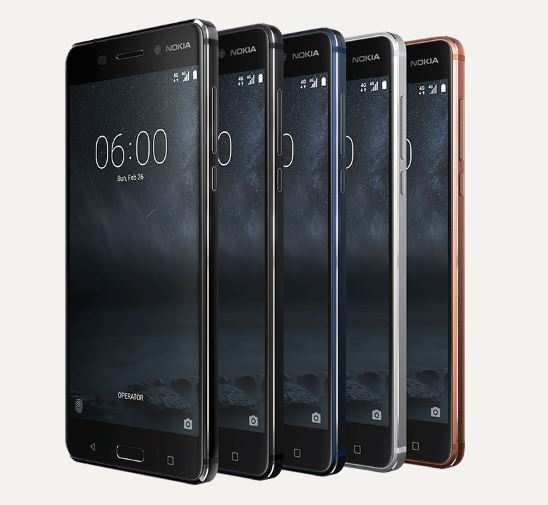 4c9f9c95414 Nokia 6 (global variant)  price 229 euros (Rs 16