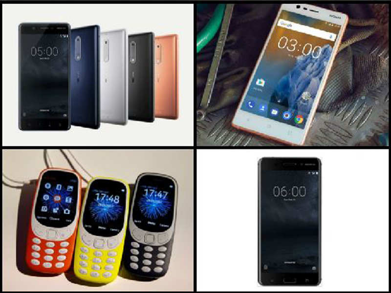718bb762902 Nokia  launches  5 new phones  All you need to know