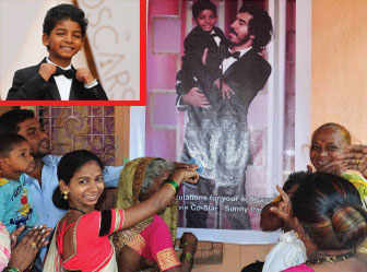 From slums to Oscars, Sunny Pawar's starry-eyed journey