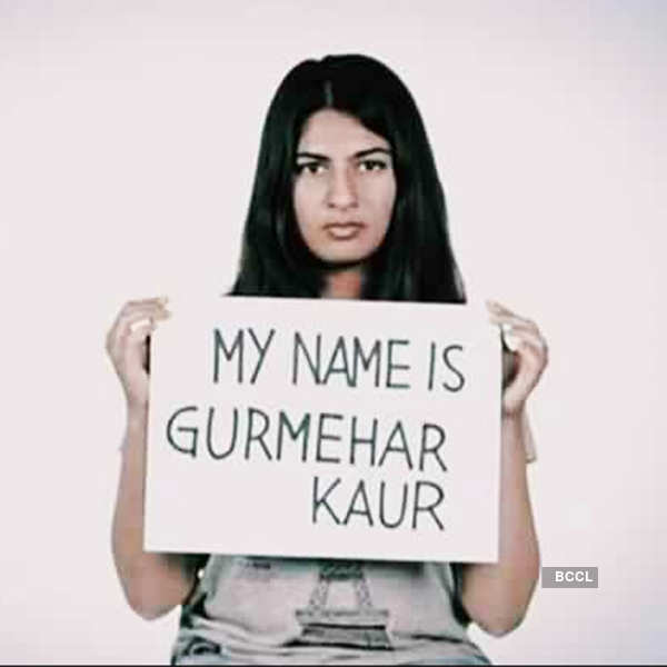 Ramjas College Protest: The Gurmehar Kaur Episode