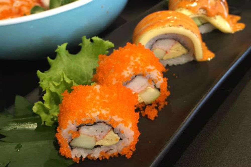 Tsunami Sushi Buffet