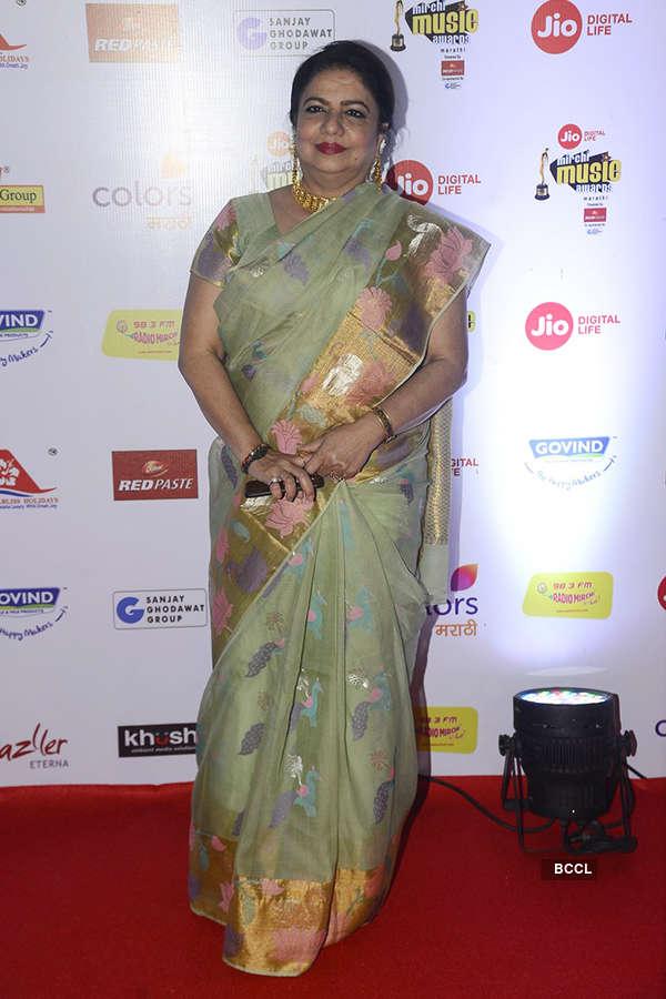 Mirchi Music Awards 2017 (Marathi): Red Carpet
