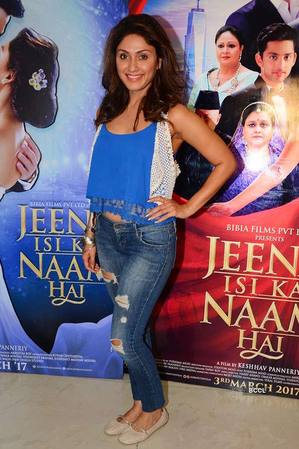 Jeena Isi Ka Naam Hai: Press Meet