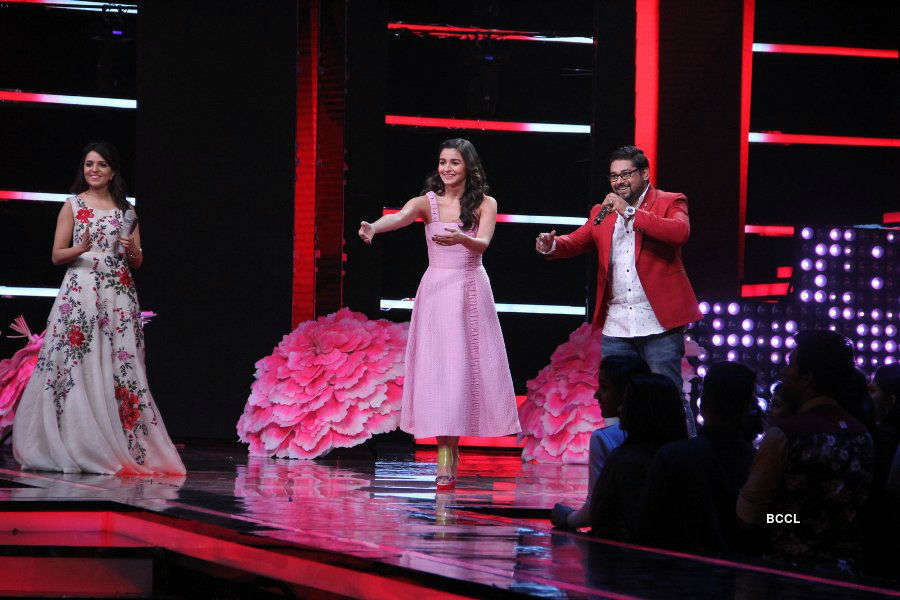 The Voice India season 2: On the sets