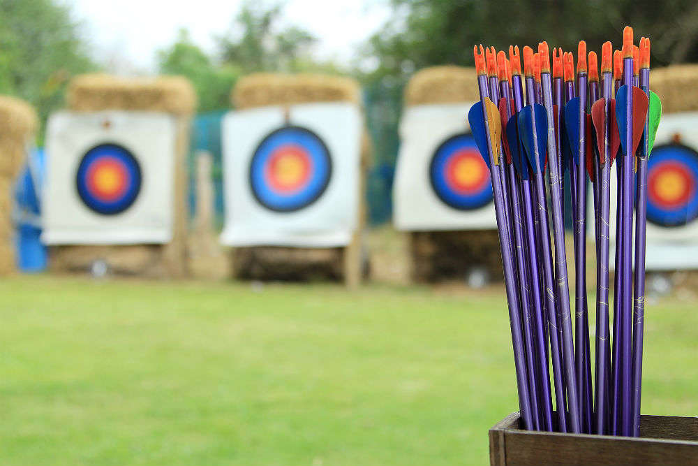 Archery in Thimphu