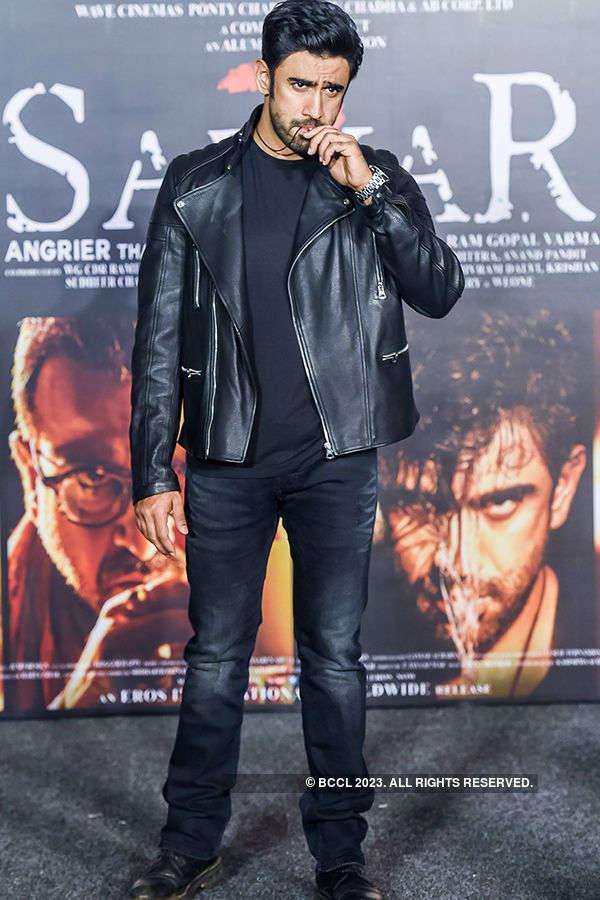 Sarkar 3: Trailer launch