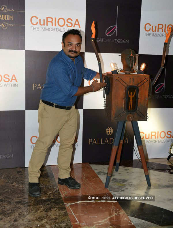 Art Exhibition at Palladium