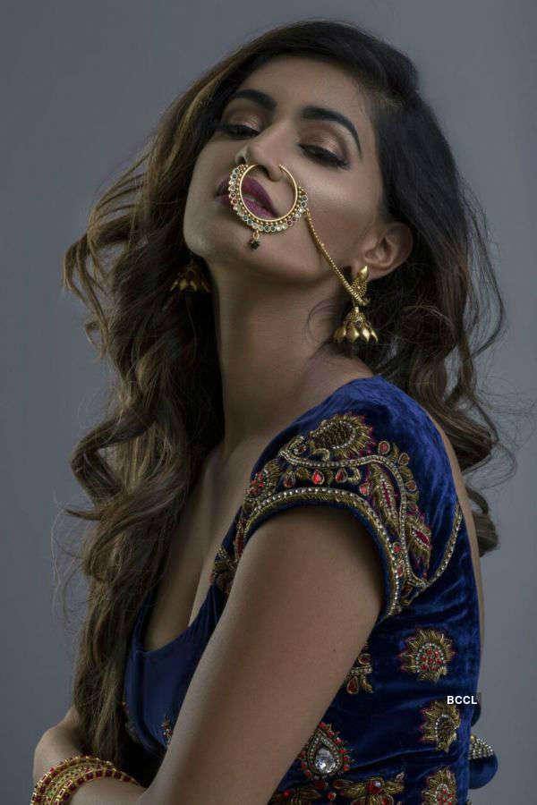 Sushruthi Krishna's latest photo shoot will leave you awestruck