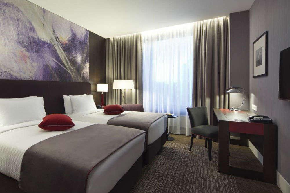 DoubleTree by Hilton Hotel Moscow Marina