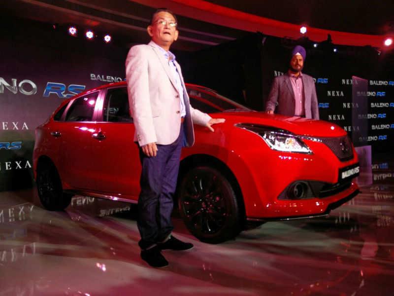 Maruti Suzuki Baleno RS Launched