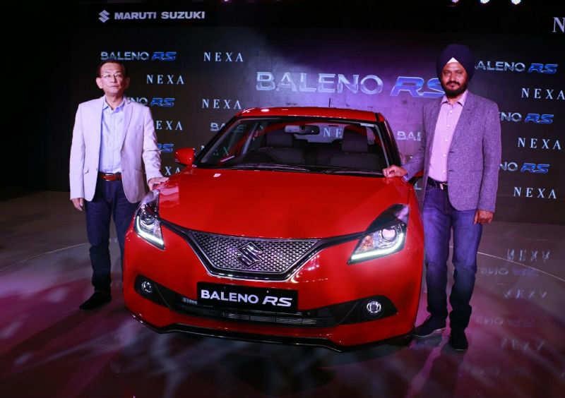 Maruti Suzuki Baleno RS Launched - 2