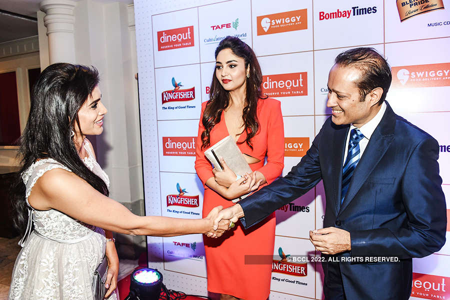 Times Food & Nightlife Awards '17 - Best Shots