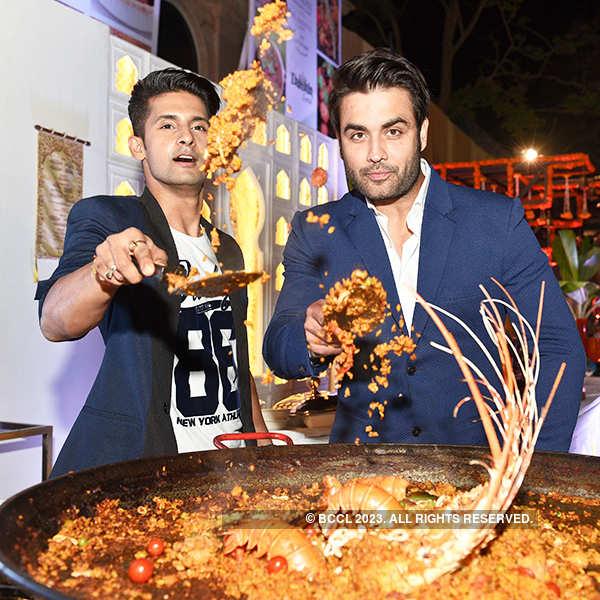 Times Food & Nightlife Awards '17 - Best Shots