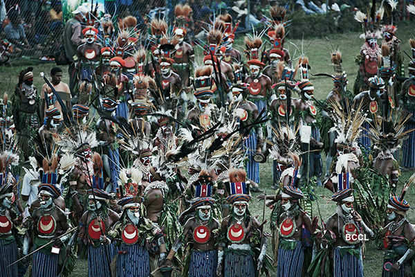 Spectacular photos of Primitive Tribes from around the World!