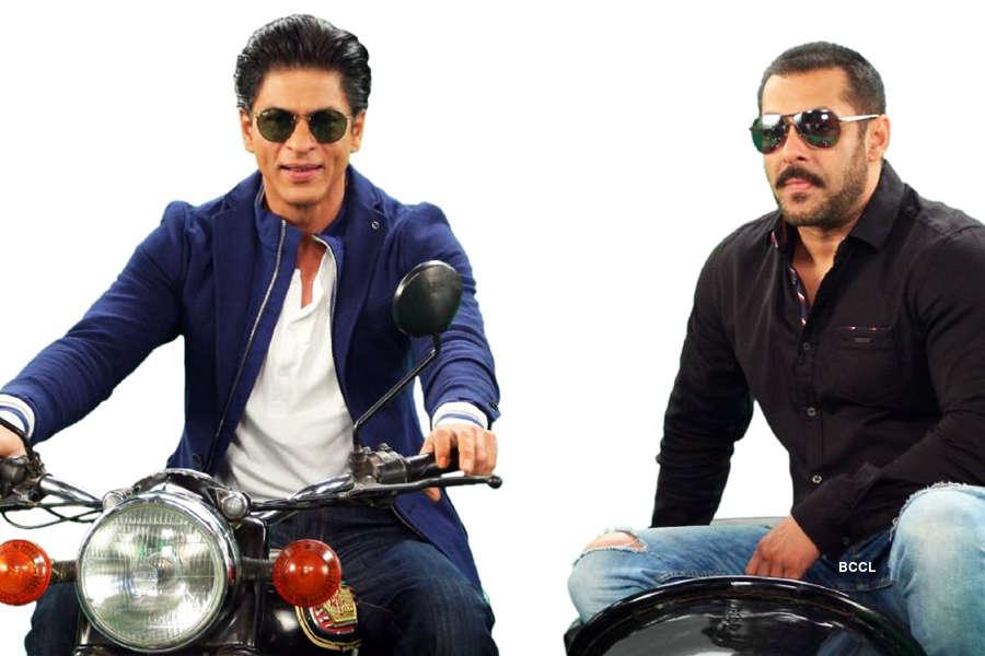 Salman shot a cameo in SRK's next?