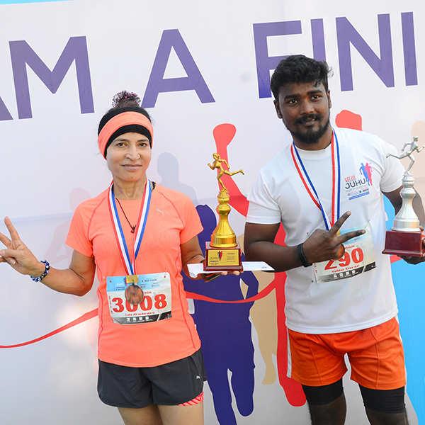 Juhu Half Marathon