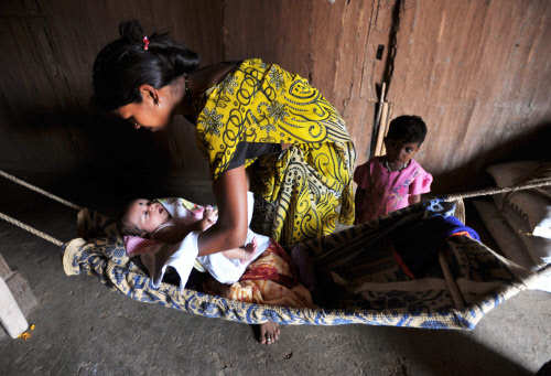 WHO: More than half of under-5 kids in India are anaemic