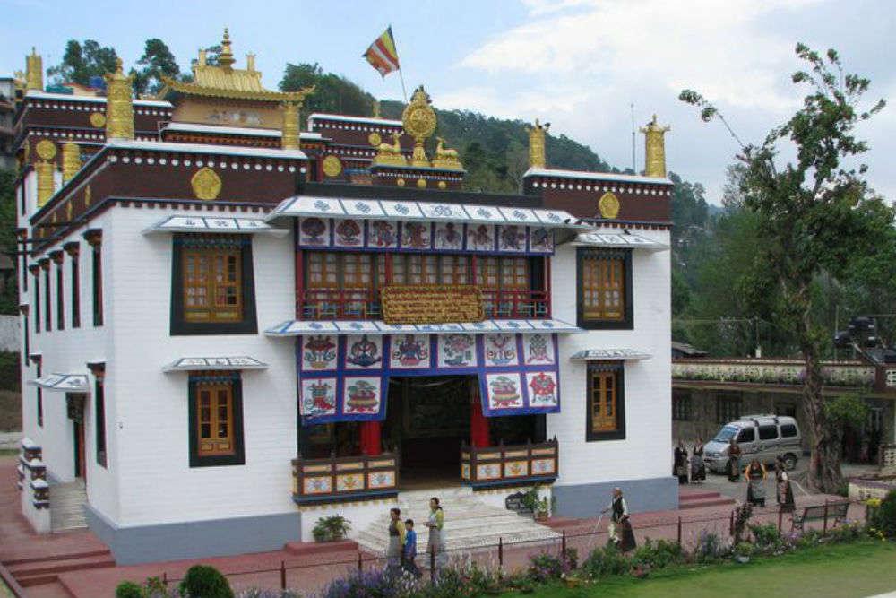 Visit monasteries