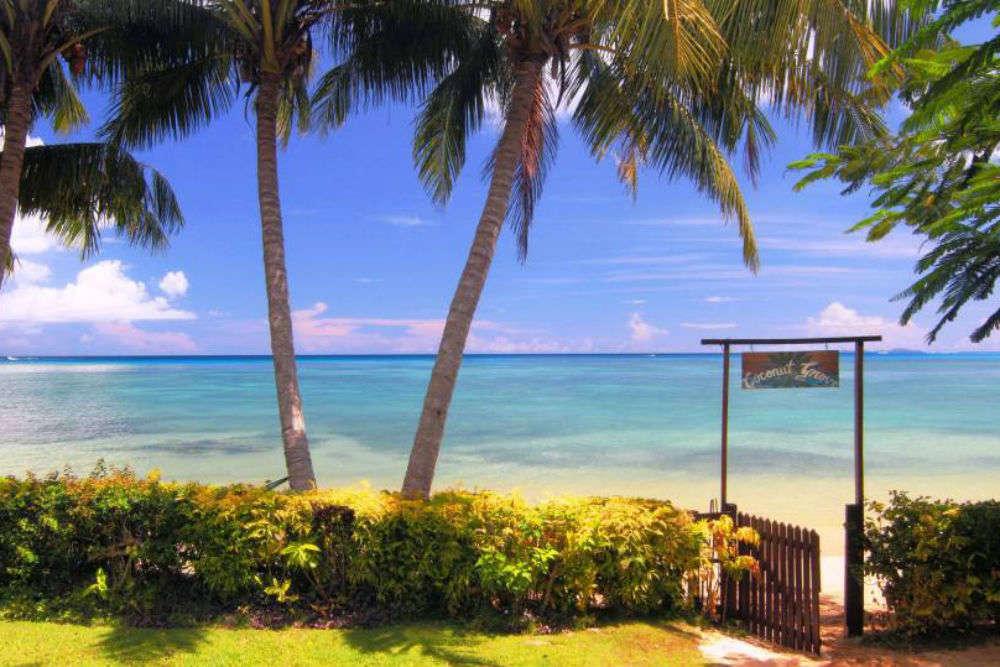Coconut Grove Beachfront Restaurant