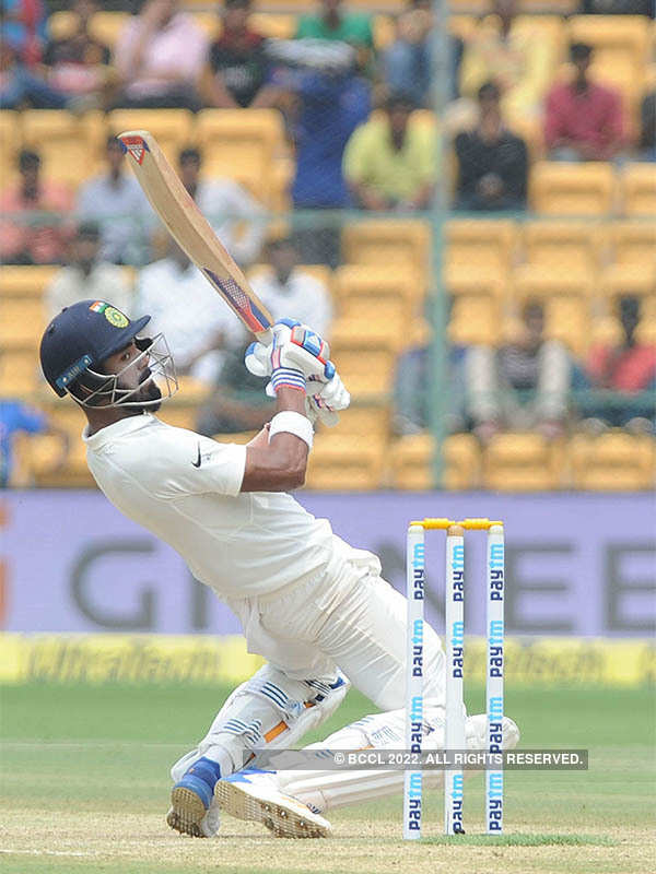 Most Interesting Photos from India Vs Australia Second Test Match