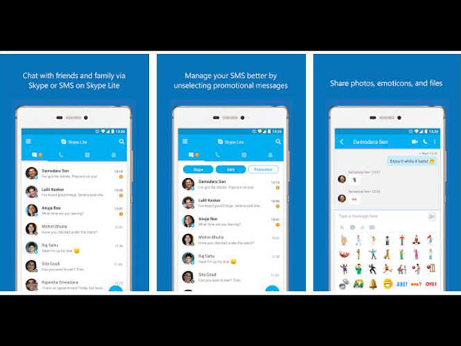Skype Lite review: A good video calling app for your 2G network