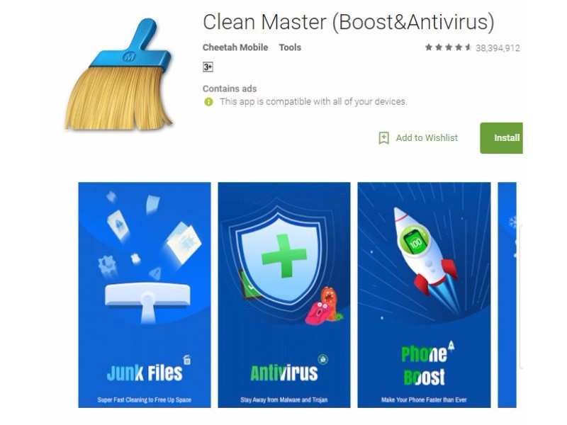 Clean Master app: 'Speed-up' your smartphone   Gadgets Now
