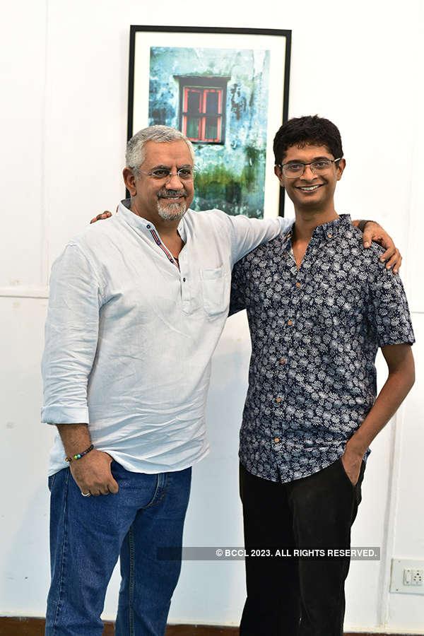 Vivek Mathew's photography exhibition