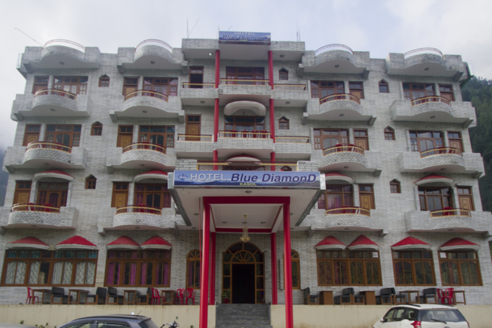 Hotel Blue Diamond Kasol