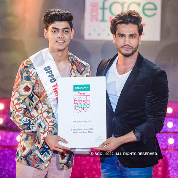 Oppo Times Fresh Face 2016: National Finale