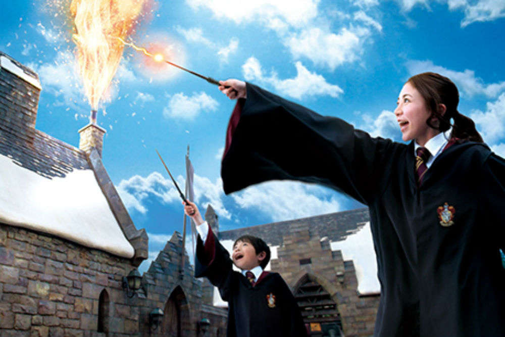 Discover The Magic At The Wizarding World Of Harry Potter
