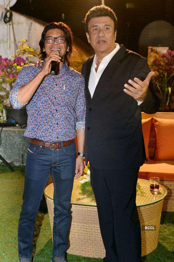Anmol Malik's felicitation dinner