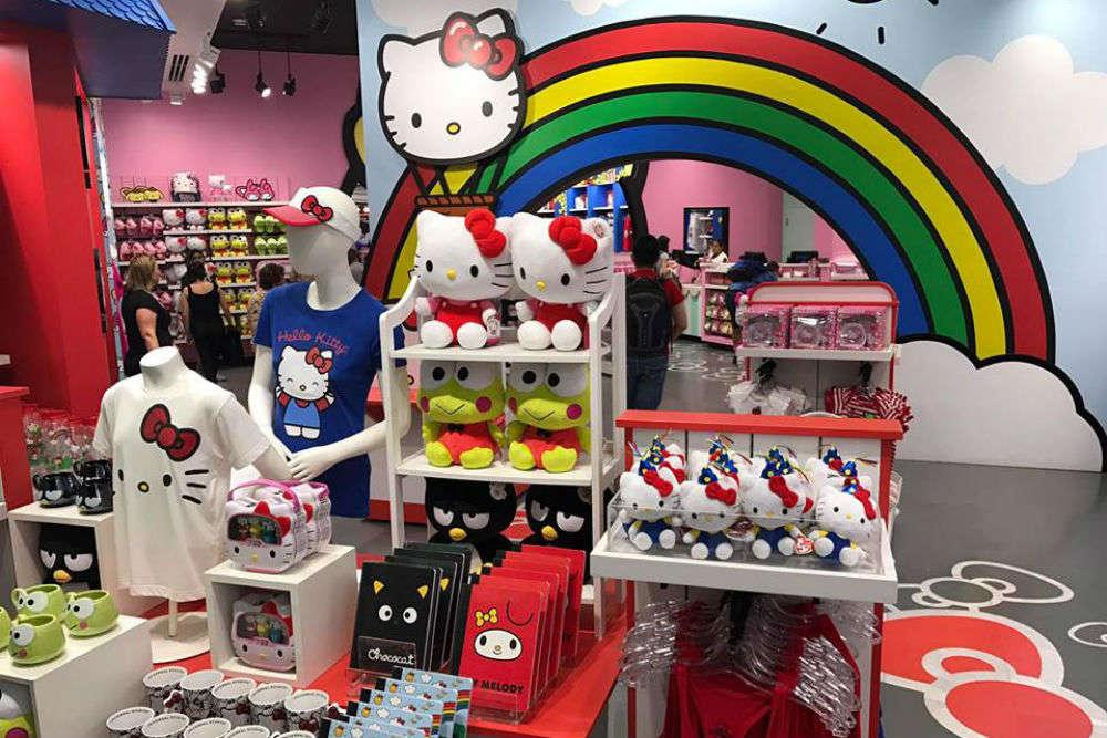 Buy Tax Free Character Merchandise