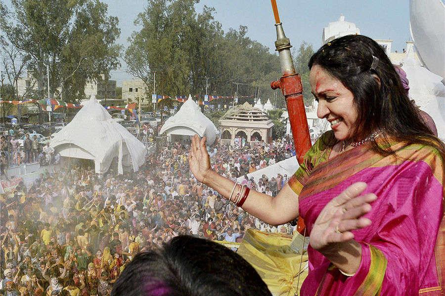 Photo Story: Nation celebrates Holi with fervour