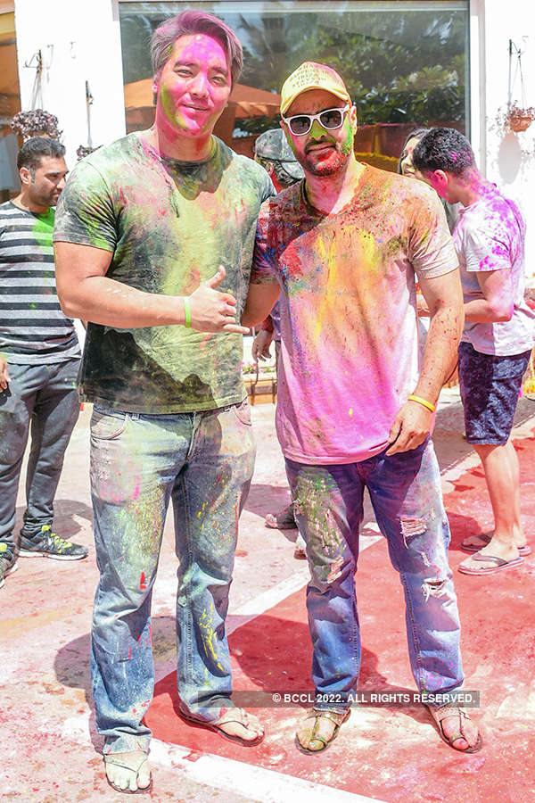 Vineet Jain's Holi Party 2017 - 2