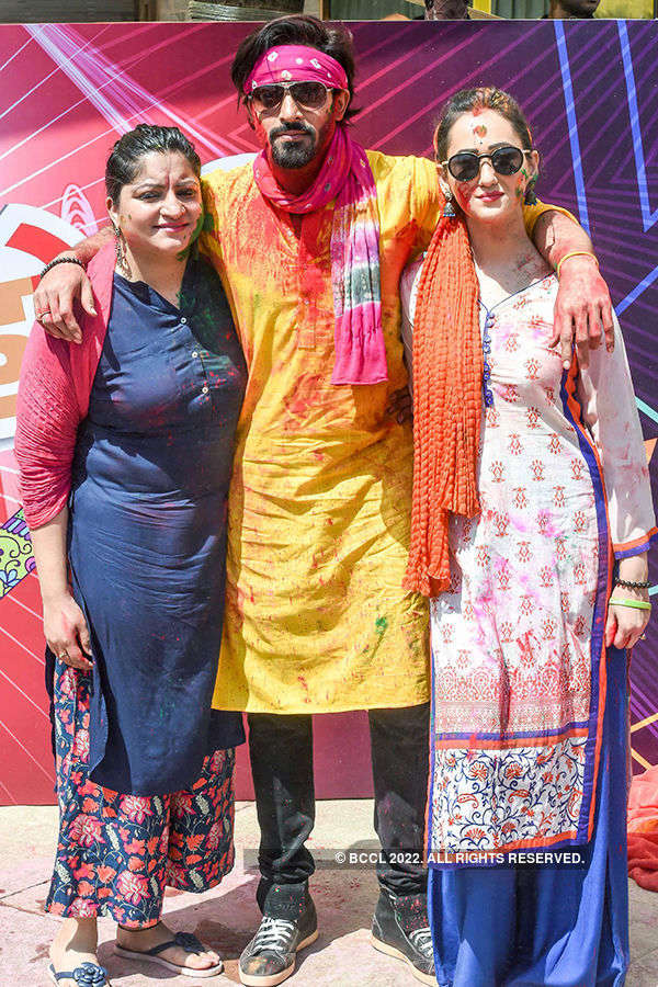Vineet Jain's Holi Party 2017 - 2