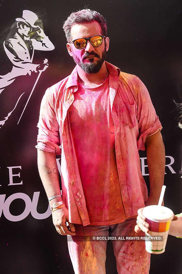 Vineet Jain's Holi Party 2017 - 3
