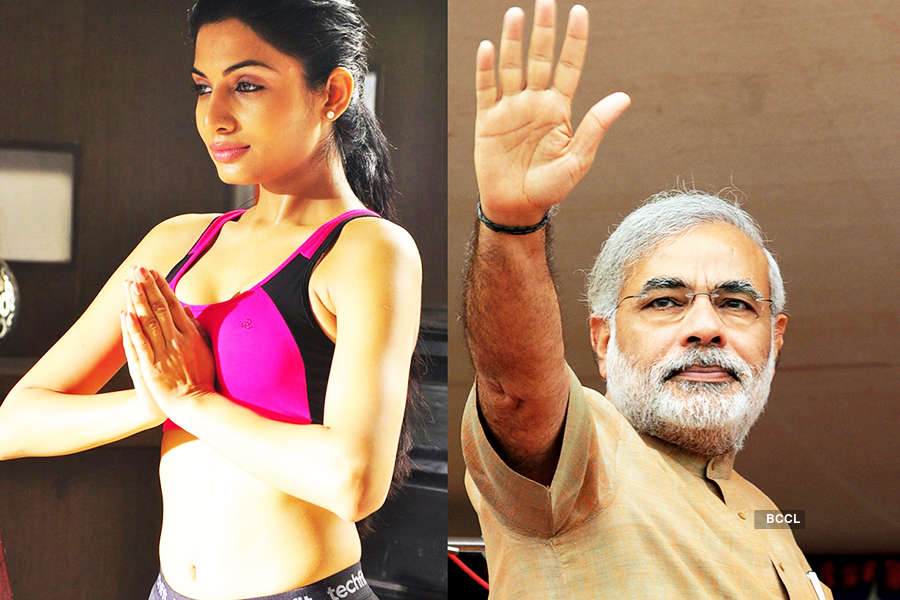 Actress Avani Modi, who once called herself as PM Modi's daughter, gets in trouble again!