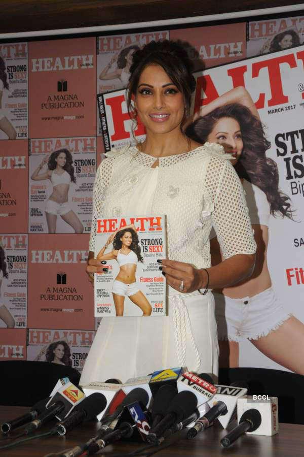 Bipasha @ Health & Nutrition magazine launch