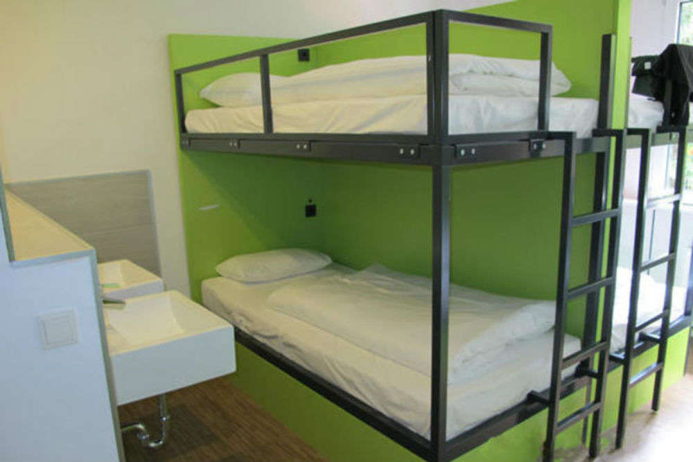 United Hostel Frankfurt City Centre
