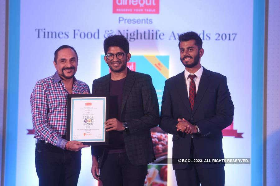 Times Food Guide Awards '17 - Delhi: Winners