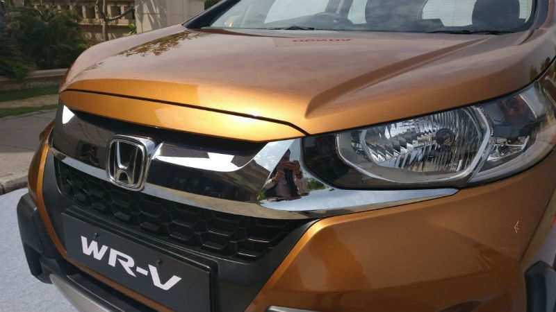 Honda wrv launch 3