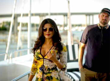 Priyanka reveals why she chose to be a villain in 'Baywatch'