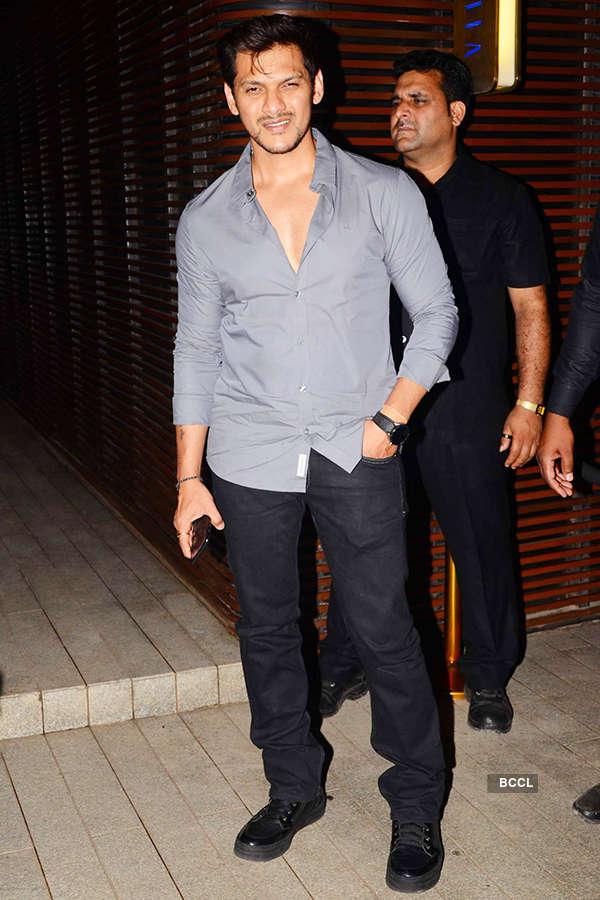 Celebrity personal trainer Prashant Sawant