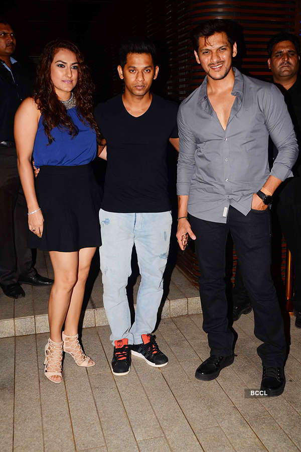 Badrinath Ki Dulhania: Success Party