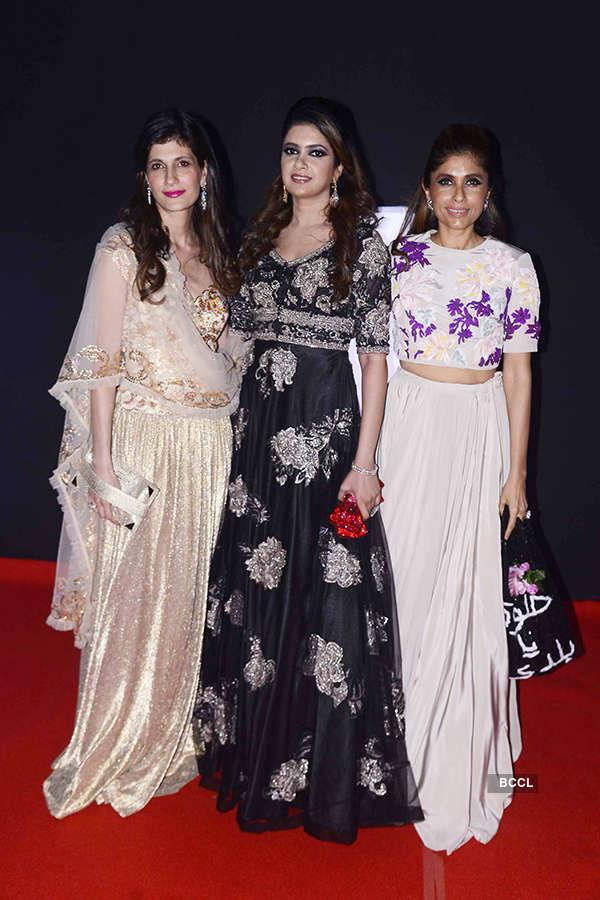 Celebs attend Pallavi Jaikishan's fashion show