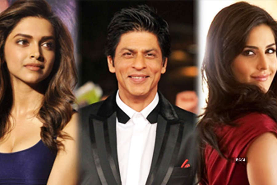 Rivals Deepika, Katrina compete again for this Bollywood actor!