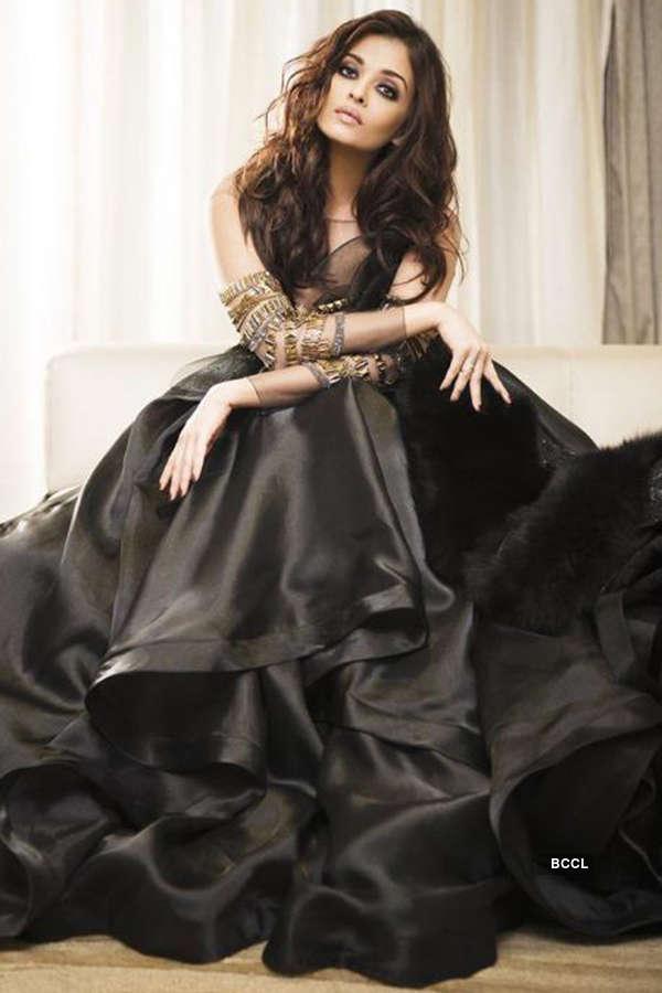 Model-turned actress Aishwarya Rai Bachchan