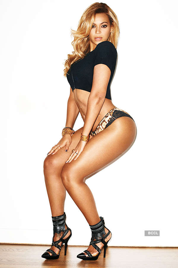 American singer and songwriter Beyonce is known for her fuller figure