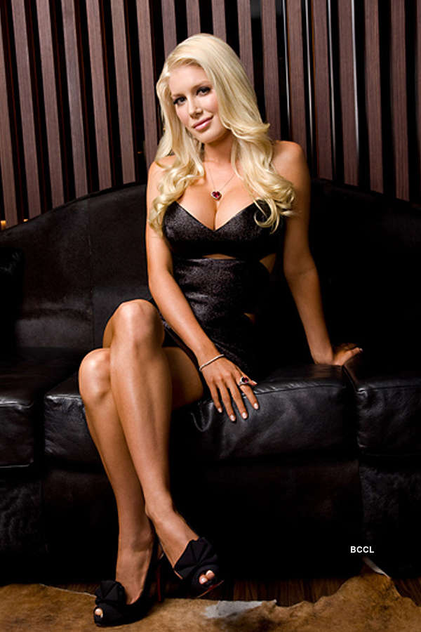 Heidi Montag is a natural blonde beauty