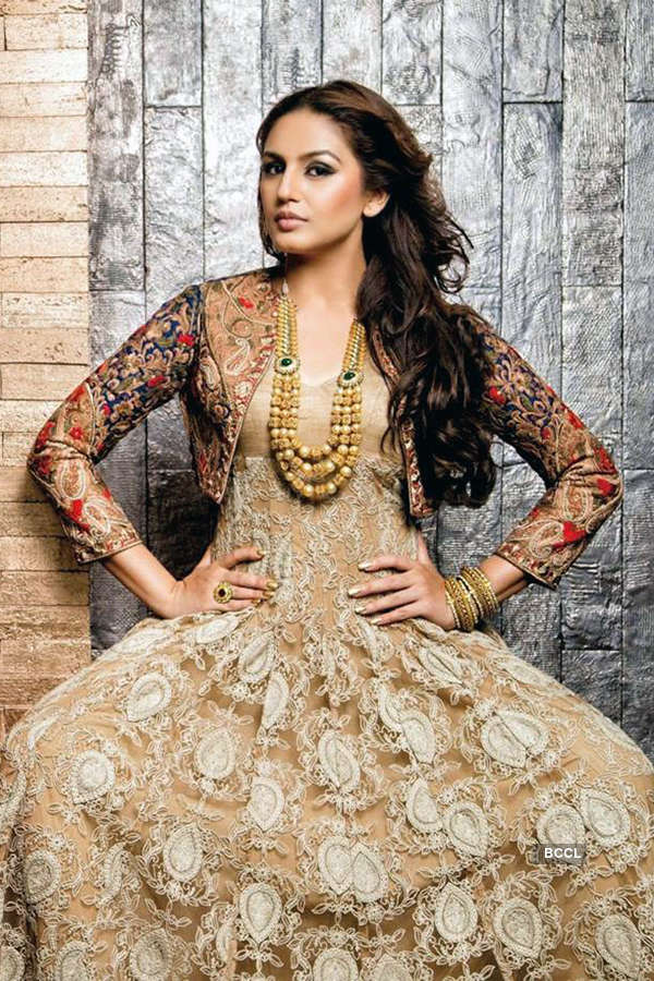 Warm, affable and a self-proclaimed foodie, Huma Qureshi